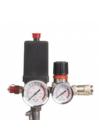 Kompresszor, 750W, 8l, max nyomás 8 bar, olajos FERM FCO-750E CRM1044