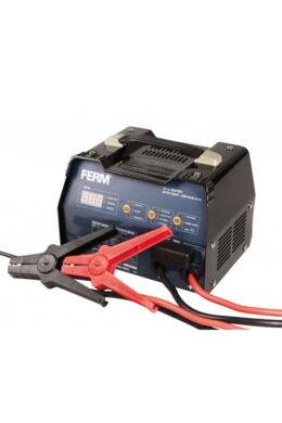 Akkumulátor töltő és indító 6V / 12 V FERM BCM1020