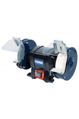 Kettős köszörű, 250 W, 150 mm FERM BGM1020