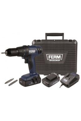 Akkumulátoros fúró, 18 V FERM CDM1122P