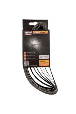 Ferm csiszolószalag 13 mm EFM1001-hez, 8 db | EFA1004