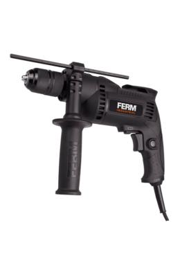 Ipari ütvefúró 710W - 13mm kulcsnélküli tokmány FERM PDM1049P_K