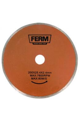 Gyémánt fűrészlap 200 mm FERM TCA1006