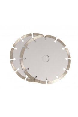 Gyémánt vágótárcsa szett, 150 mm - 2 db FERM WSA1002