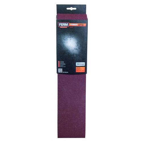 Csiszolószalag csomag, 3 db, 100 mm