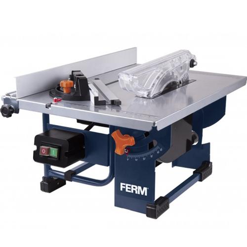 Asztali fűrész, 800 W, 200 mm FERM TSM1036